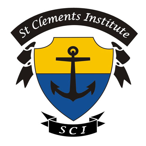 St Clements Institute - English Logo